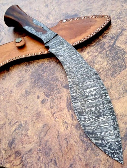 Forgotten Technologies - Damascus Steel