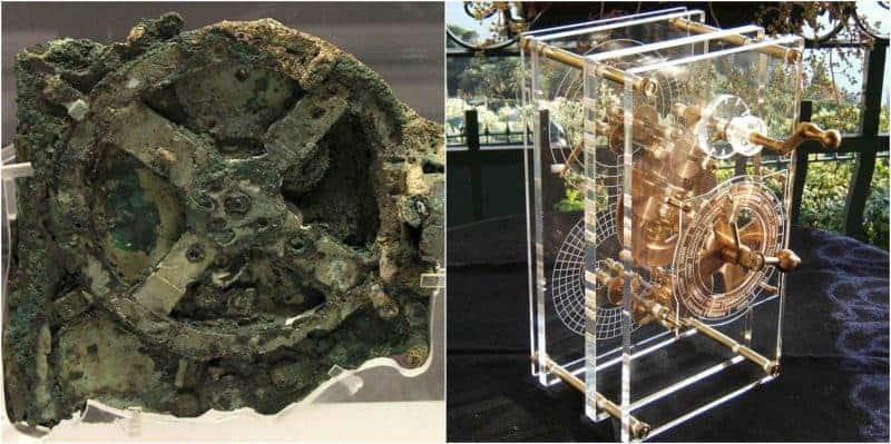 Forgotten Technologies - Antikythera