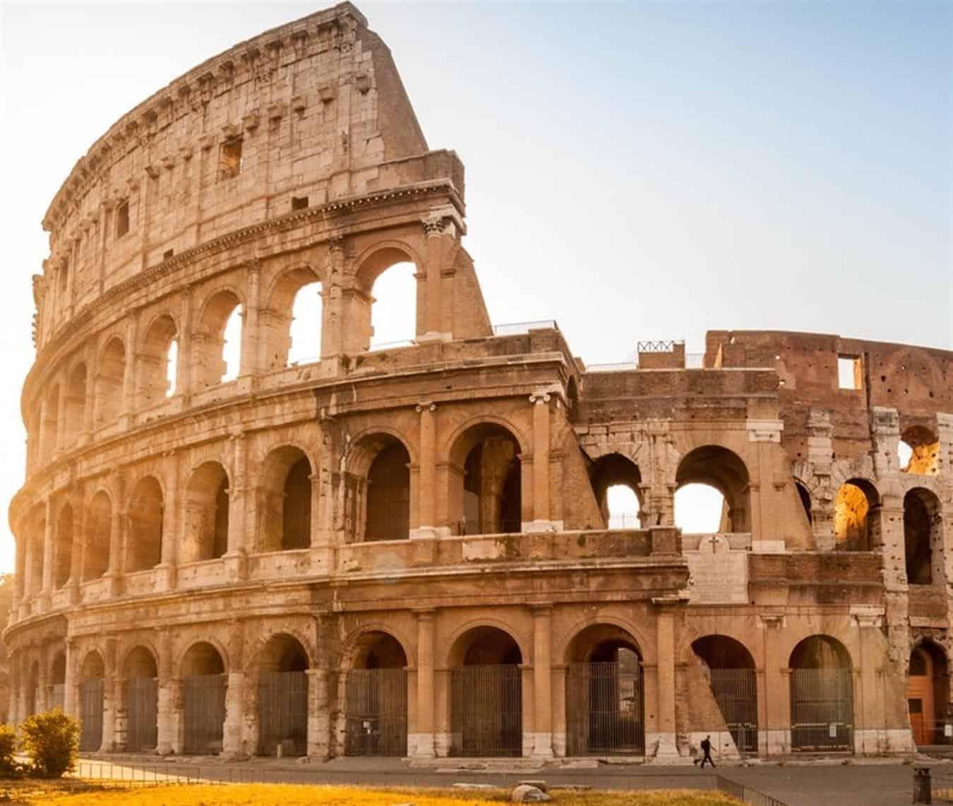Forgotten Technologies - Roman Concrete