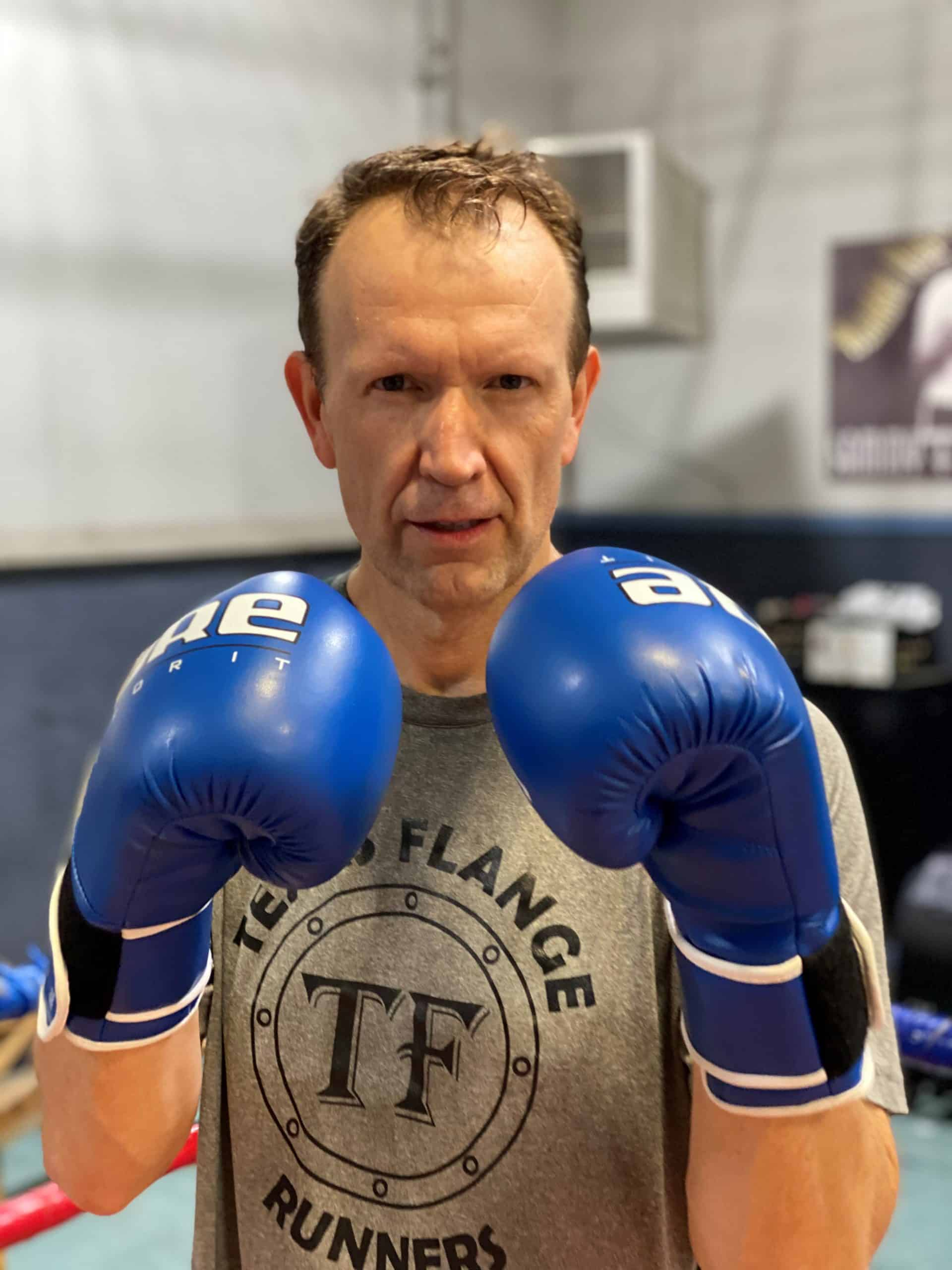 Barnett v Strickland Boxing